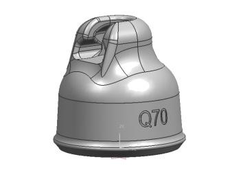 7T钢帽(Q70)