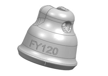 12T钢帽(FY120)