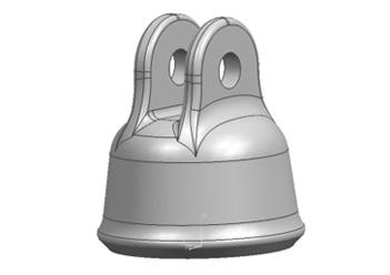 16T钢冒(C160)