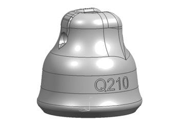 21T钢冒(Q210)