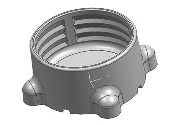 电瓷附件 B52