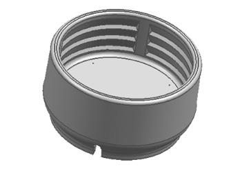 电瓷附件 1345-01