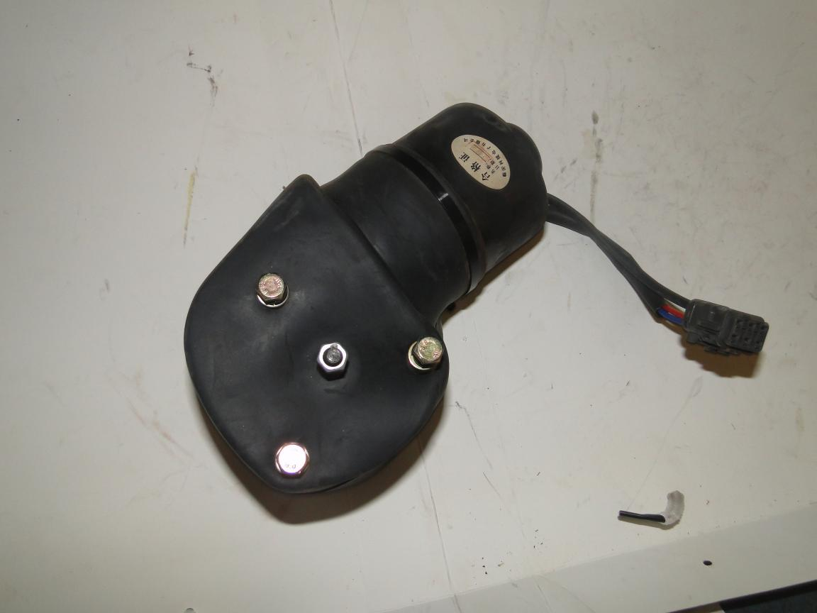 力士德7o挖机油门电机接线图