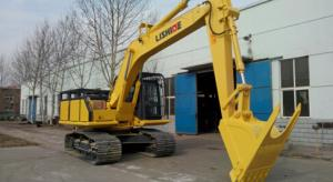 LISHIDE forestry excavator exported to Congo