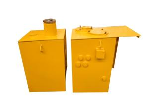 Hydraulic System-Fuel Tank(SC60)