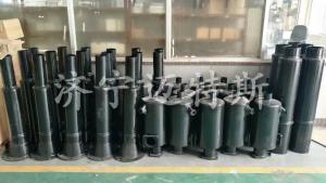 消音器排气管