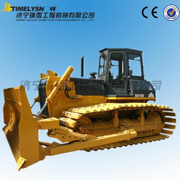 SHANTUI SD16R rubbish bulldozer