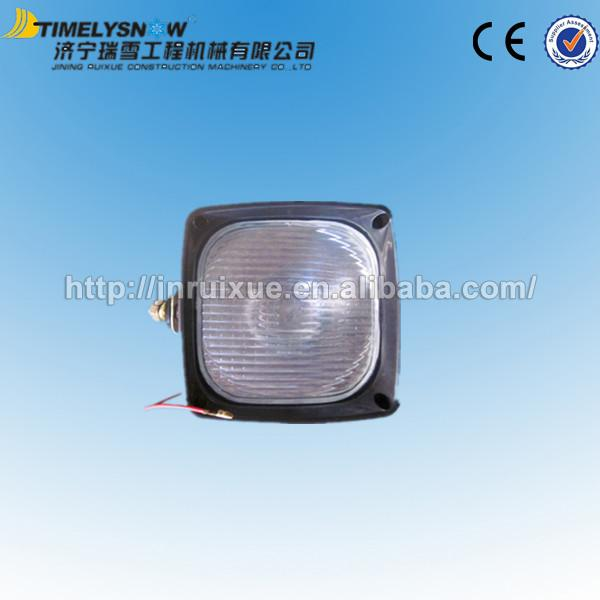 XGGD03 working lamp for xcmg lw300f wheel loader