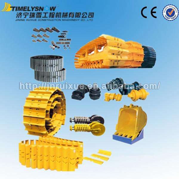 SHANTUi undercarriage parts for bulldozer and excavator