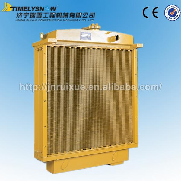 SD32 bulldozer radiator,175-03-C1002 water tank