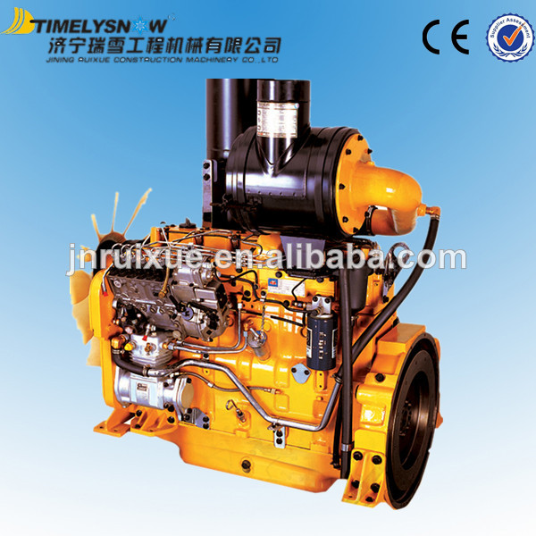 shangchai D6114 engine assembly for wheel loader