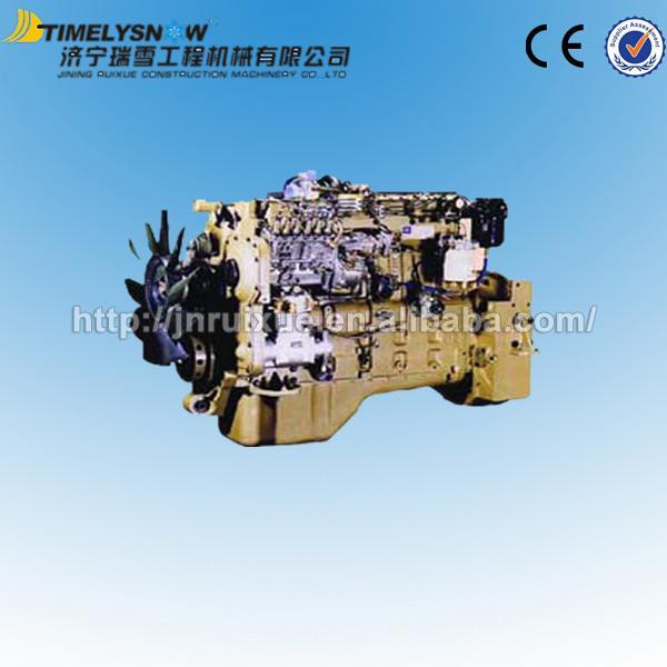 shanghai diesel engine assy D6114ZG4B, for shantui sd13 bulldozer 12 months warranty