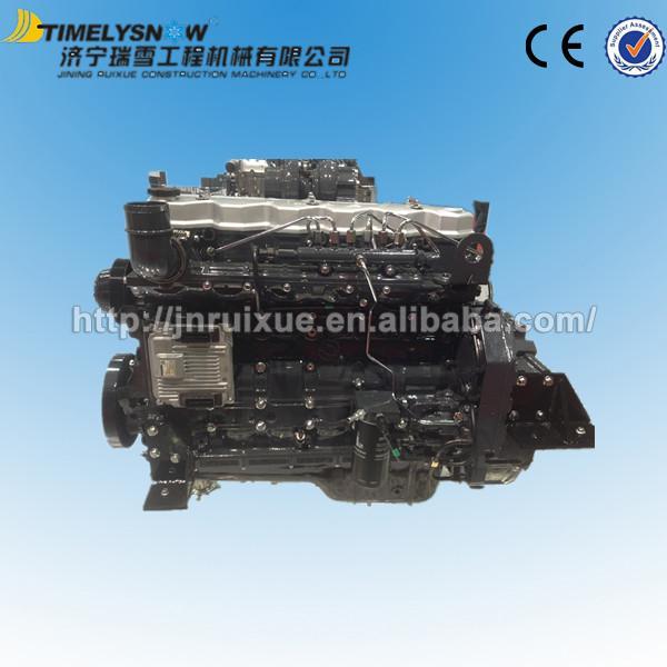 SC7H shanghai diesel engine