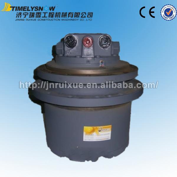 CAT 330C excavator hydraulic travel motor