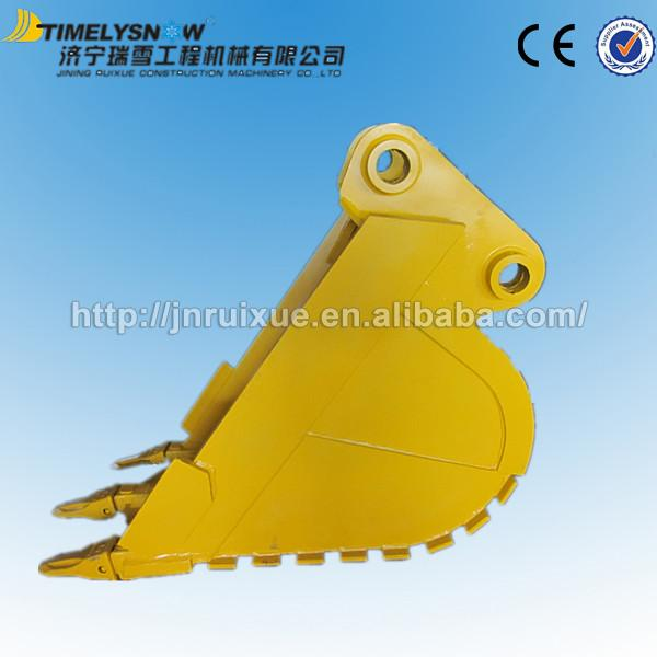 CAT 320DL excavator bucket