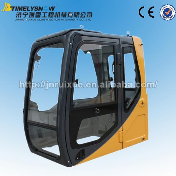 CAT 330DC excavator cab