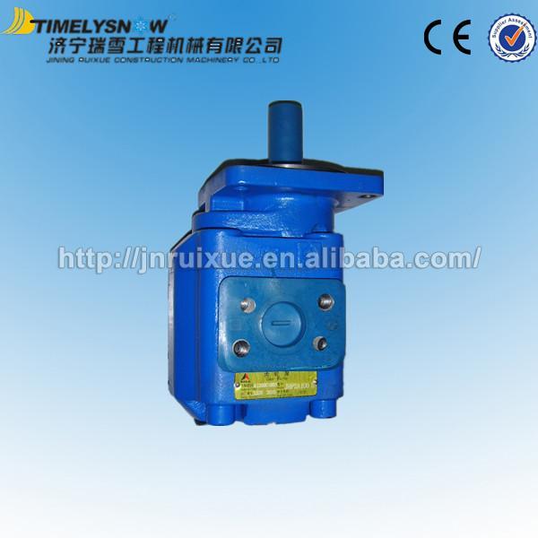 gear pump 4120001803, JHP2A100-SDLG wheel loader hydraulic pump