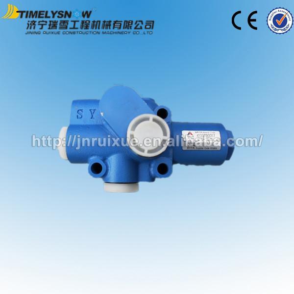valve 4120000017-SDLG wheel loader spare parts