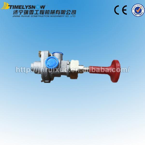 hand brake valve 4120001806-SDLG wheel loader spare parts