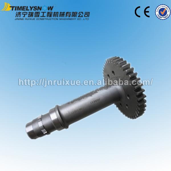 Liugong ZL50C loader shaft gear 40A0027