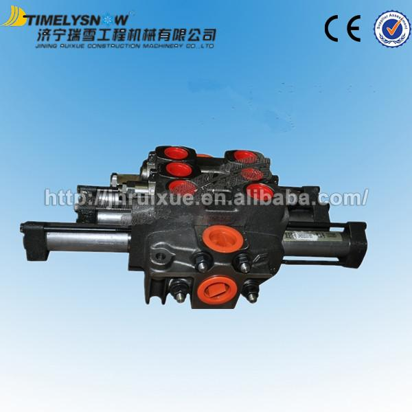 Liugong spare parts 12C0385 wheel loader control valve
