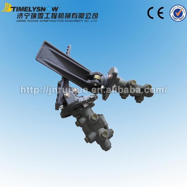 Liugong spare parts 13c0219 wheel loader air brake valve