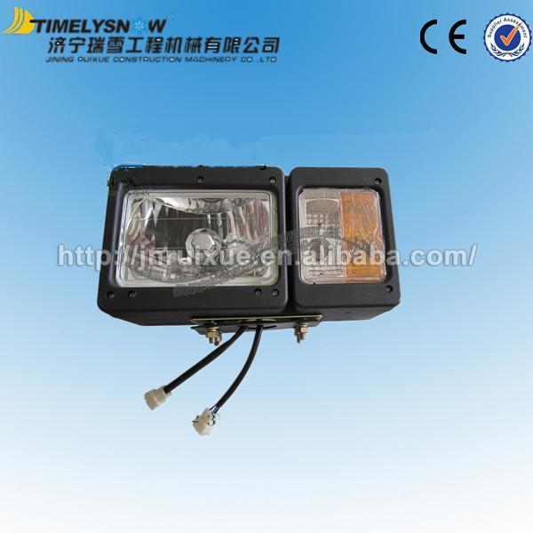 Liugong spare parts 32B0006 wheel loader combination lamp