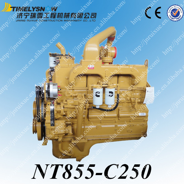 cummins engine NT855-C250
