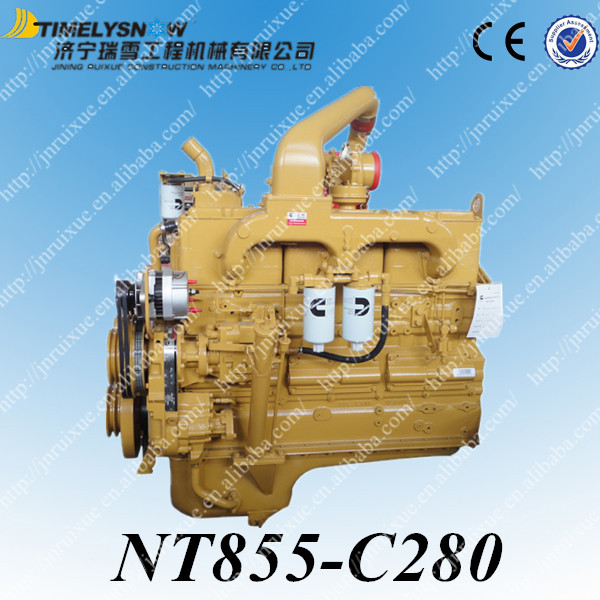 cummins engine NT855-C280