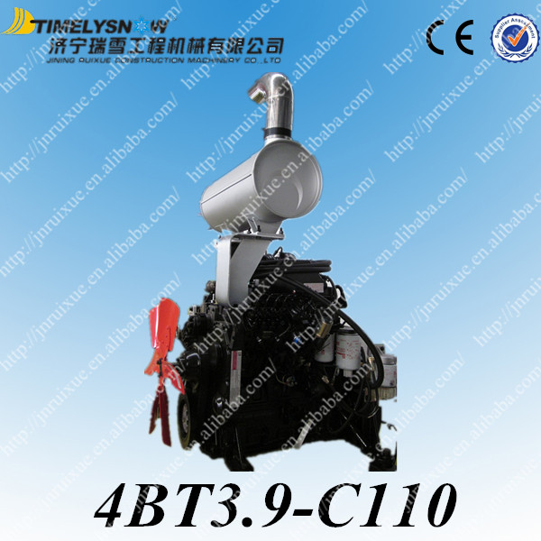 cummins engine 4BT3.9-C110