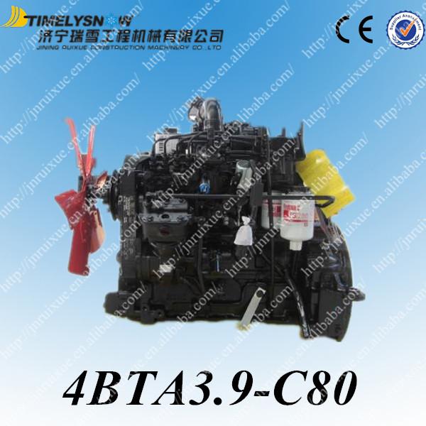 cummin engine 4BTA3.9-C80