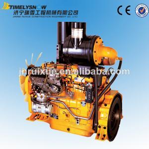 shangchai D6114 engine assembly for wheel loader