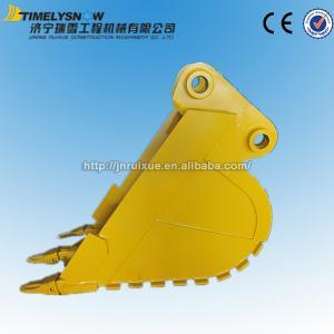 CAT 320DL excavator bucket