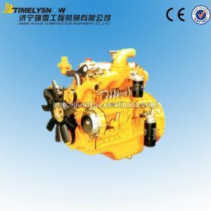 YC4B двигатель дизельный с боре, запчасти двигателя YUCHAI