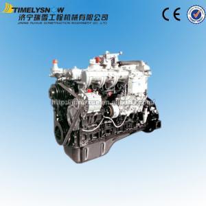 YC6A двигатель дизельный, запчасти двигателя YUCHAI