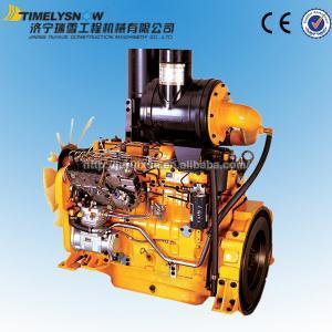 D6114 двигатель дизельный, запчасти двигателя Shangchai
