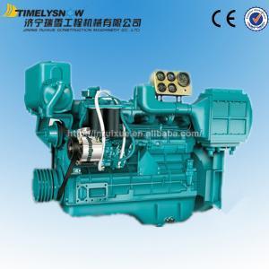 玉柴YC6108发动机