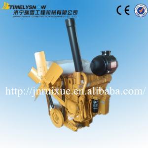 C6121ZG57 двигатель дизельный, запчасти двигателя Shangchai