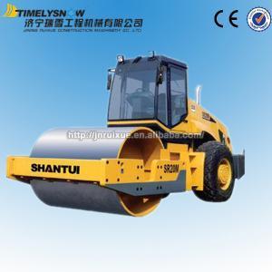 SHANTUI вибрационный каток с механическим приводом  SR20M