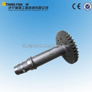 Liugong ZL50C loader shaft gear 40A0027