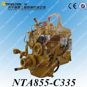 cummin engine NTA855-C335