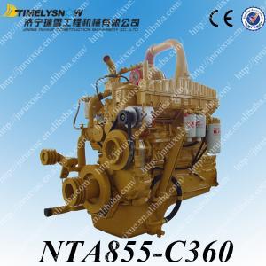NTA855-C360 двигатель в сборе