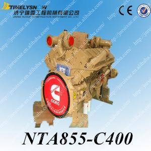 NTA855-C400 двигатель в сборе