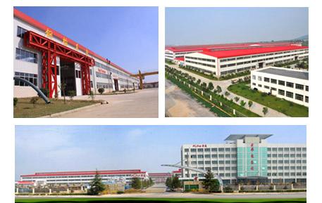 2005年承建的飞龙工业园3#钢结构厂房荣获山东省第一个钢结构《泰山杯