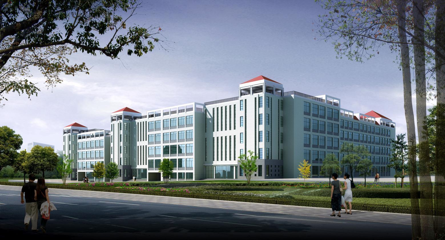 工商学院2-3教学楼