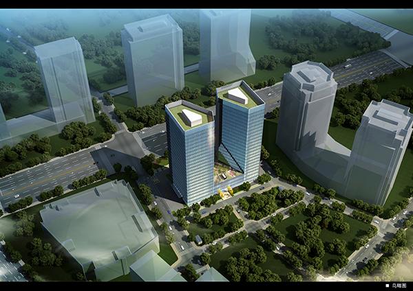 正大·隆泰大厦项目举行开工典礼