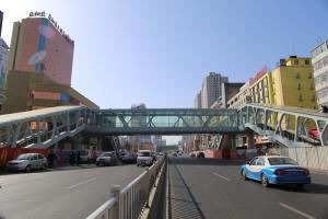 南大街亚细亚过街天桥