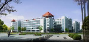 旅游业学院2-3教学楼