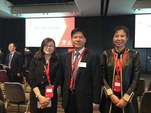 集团总经理出访澳大利亚与新西兰