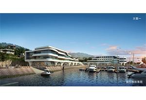 威海国际游艇会所